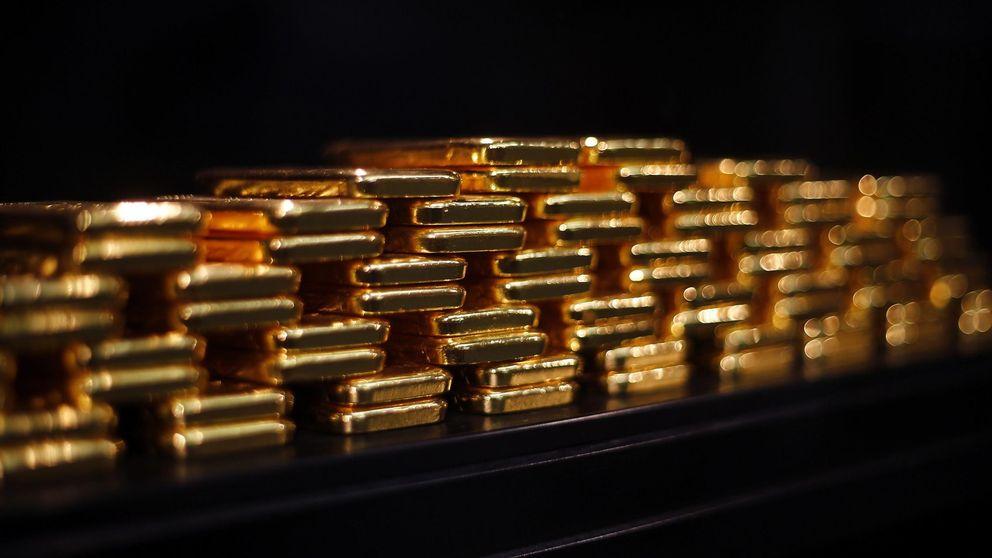 Los inversores se refugian en el oro ante la baja entabilidad... y la amenaza Trump