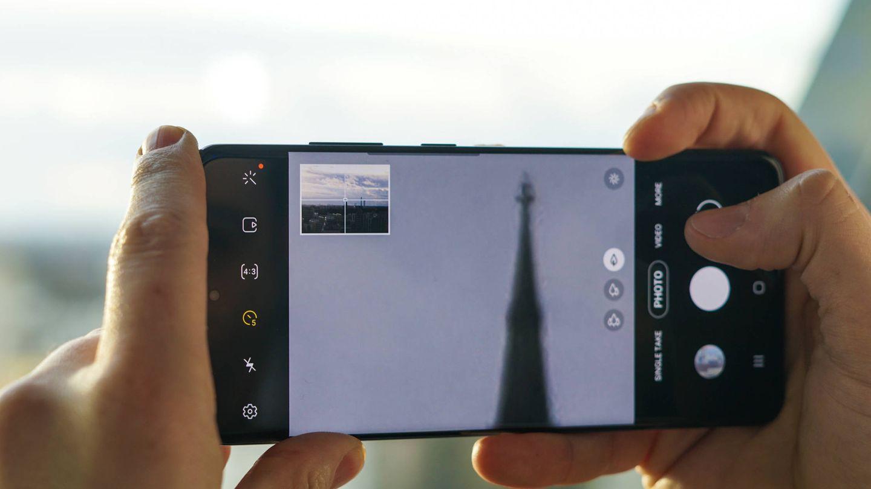 El zoom es una de las grandes promesas de este teléfono. (M. Mcloughlin)