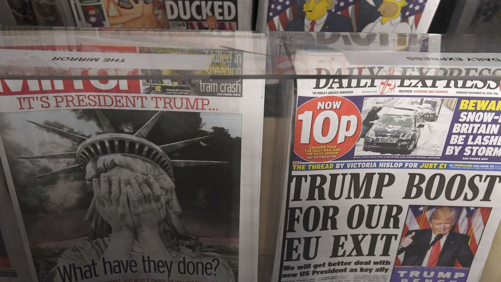 Negociaciones del Brexit: ¿beneficiará al Reino Unido la victoria de Trump?