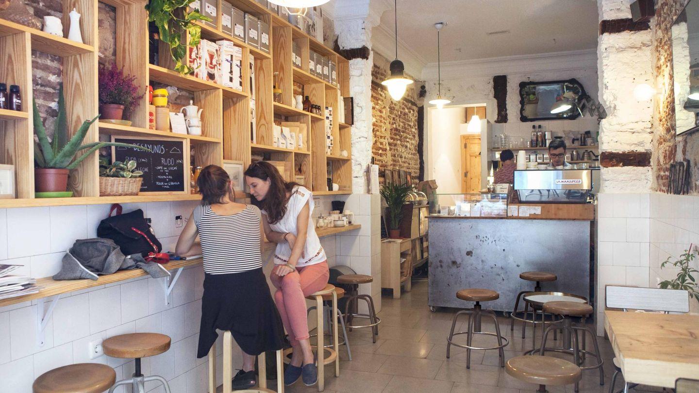 Ruda Café.