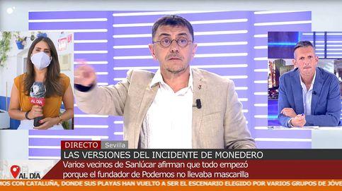 Joaquín Prat abochorna a Monedero por despreciar el trabajo de una reportera