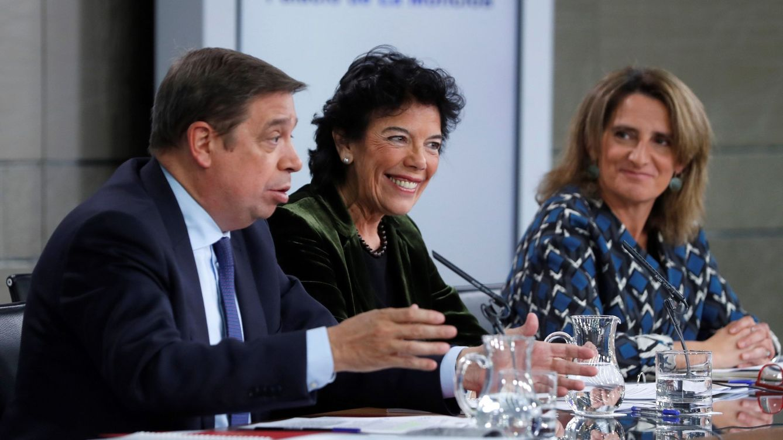El veto a la caza del lobo divide al Gobierno: UP apoya el plan de Ribera y Planas se opone