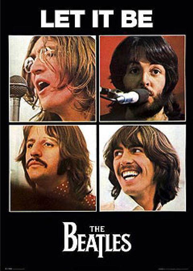 Foto: 'Let it Be': cuatro décadas del roñoso epitafio de The Beatles