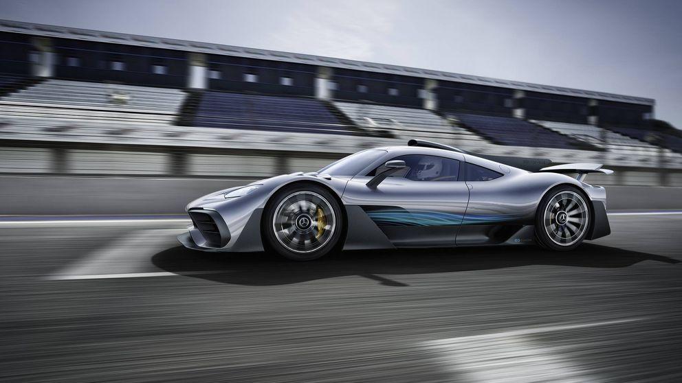 Mercedes-AMG Project One, un Fórmula 1 de carretera