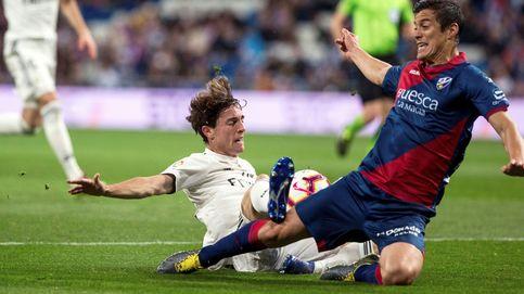 Real Madrid - Huesca en directo: resumen, goles y resultado