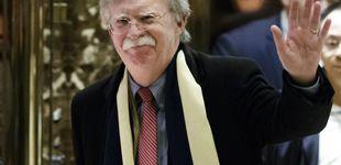 Post de John Bolton, el polémico militarista que orientará a Trump en política internacional