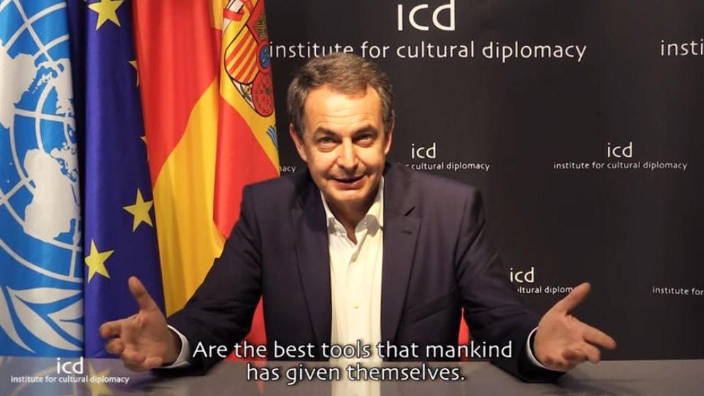 Financiación opaca y abuso de becarios: las sombras del think-tank al que va Zapatero