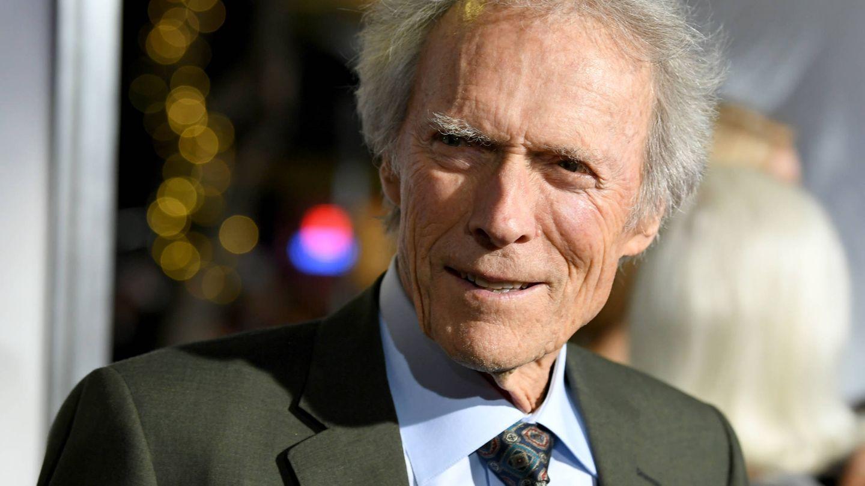 Clint Eastwood, en la première de 'The Mule'. (Getty)