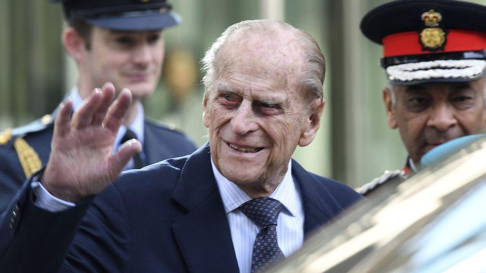 Foto: El duque de Edimburgo abandona sus responsabilidades públicas. (EFE)