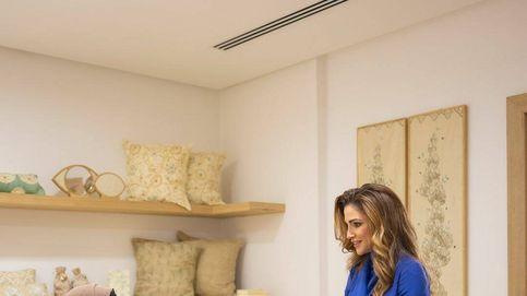 El mejor look del año de Rania de Jordania: moda española y fantásticos zapatos de Dior