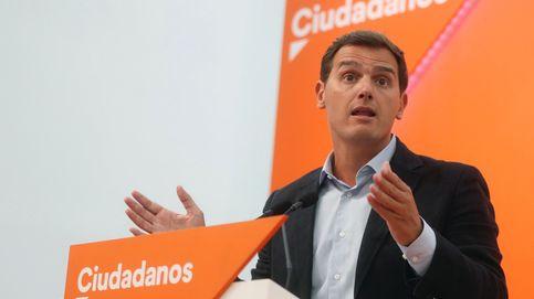 Rivera ve una barbaridad que Sánchez proponga un nuevo Estatut catalán
