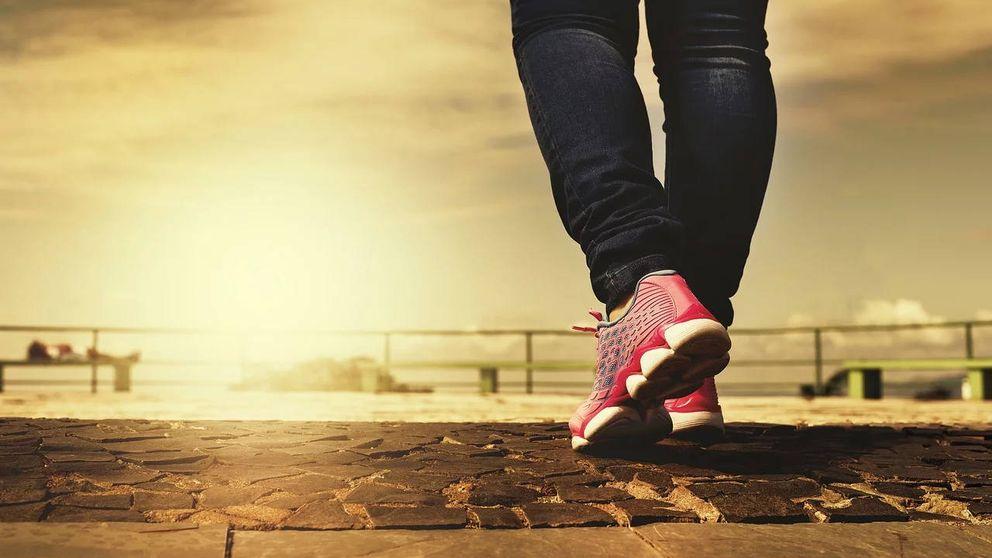 Una mujer consigue adelgazar más de 15 kilos solo caminando una hora al día