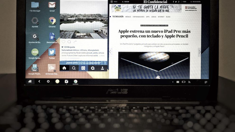 Cómo instalar Android en tu PC o Mac para revivir tu viejo ordenador