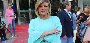 Post de Terelu Campos regresa a Telemadrid con... ¿pullita a María Patiño?