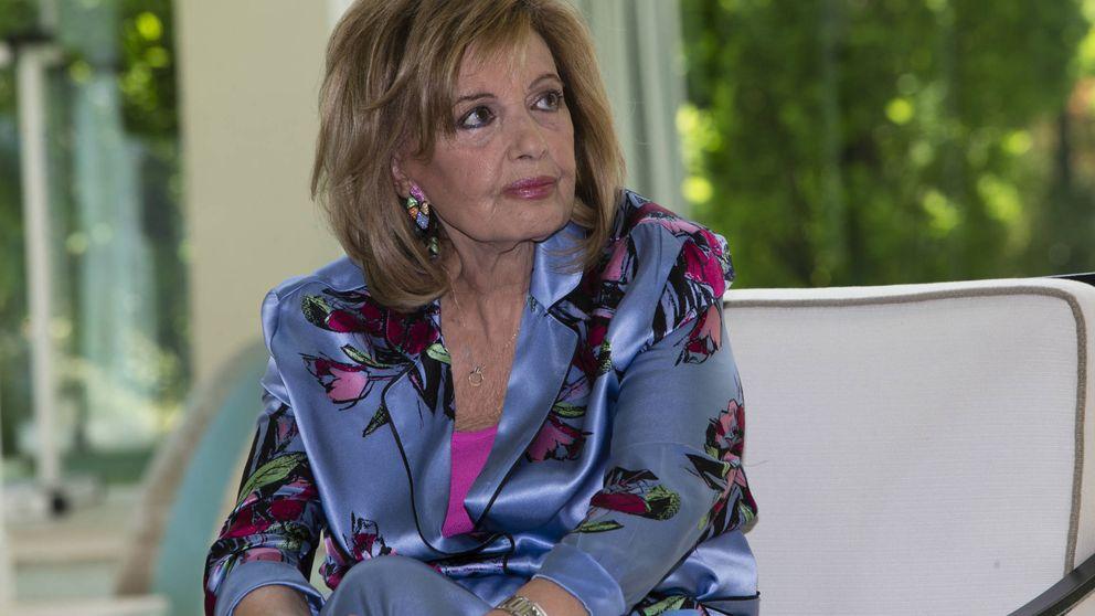 María Teresa Campos justifica el fracaso de su firma de discos