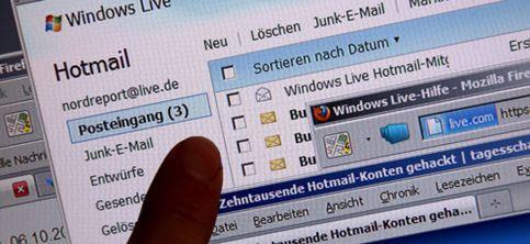 Microsoft vitamina Hotmail