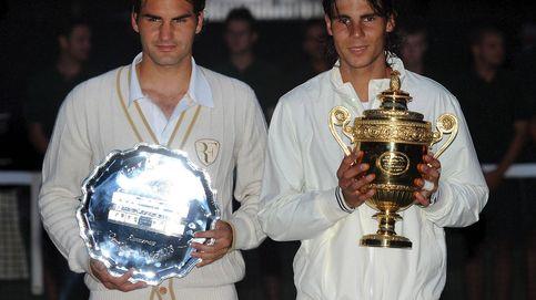 Los cambios de Rafa Nadal en Wimbledon 11 años después, según Roger Federer