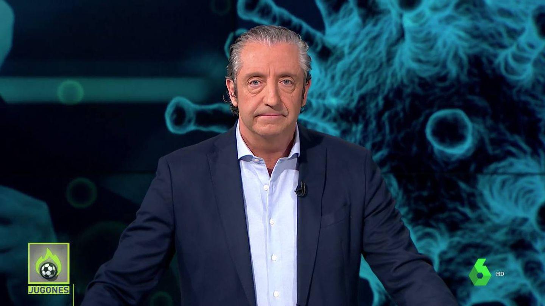 El presentador Josep Pedrerol. (Atresmedia)