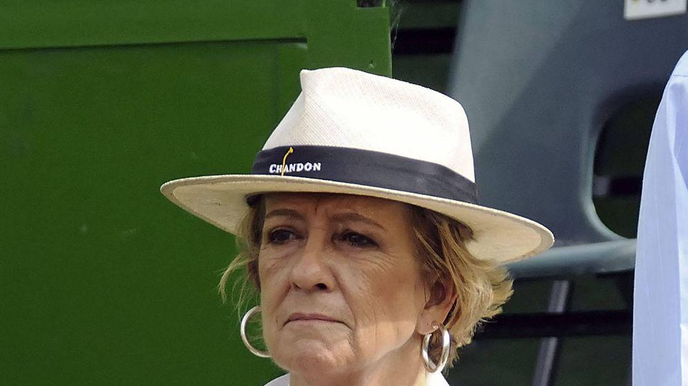 Foto:  María del Carmen Cerruti ha sido siempre una mujer fuerte. (Gtres)