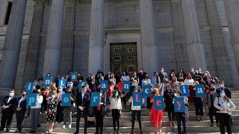 Apoyo casi unánime del Congreso a la Ley de Infancia, con críticas de Vox