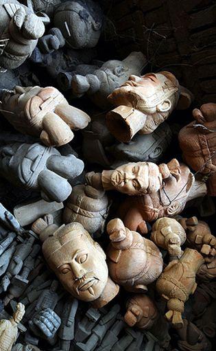 Foto: China redescubre los orígenes remotos de su civilización