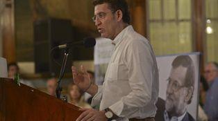 Feijóo se juega su futuro (y el de Rajoy) a cara o cruz