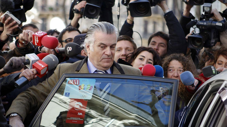 El extesorero del PP, Luis Bárcenas (Efe)