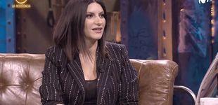 Post de Laura Pausini, la invitada de Broncano con más dinero en el banco