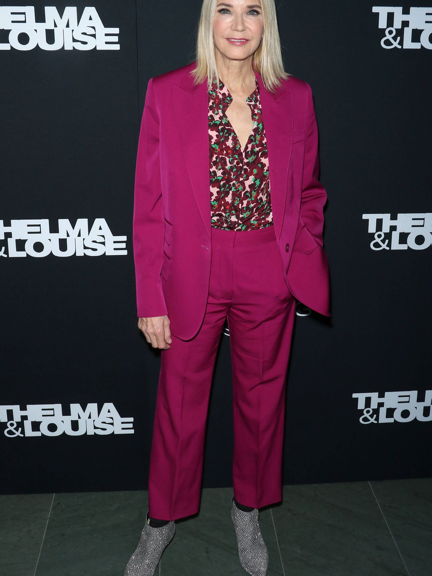 Candace Bushnell. (Getty)