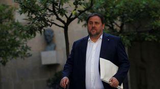 Oriol Junqueras: ni hombre de paz ni hombre de ley