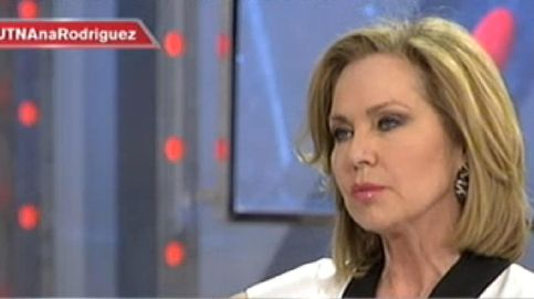 Ana Rodríguez, estrella de la despedida de 'Un tiempo nuevo'