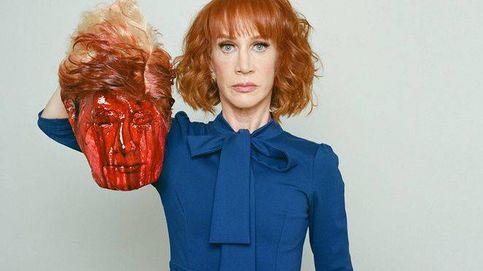 CNN despide a Kathy Griffin tras su foto con la cabeza decapitada de Trump
