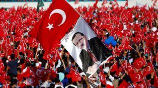 Tarde o temprano, la OTAN y la UE tendrán que hacer frente a la 'cuestión Erdogan'