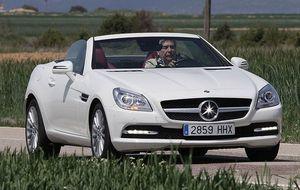 Foto: Mercedes SLK 250 CDi