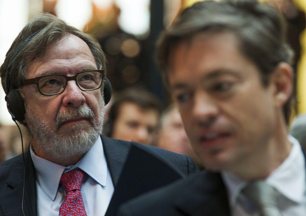 Foto: El presidente ejecutivo del Grupo Prisa, Juan Luis Cebrián. (Reuters)