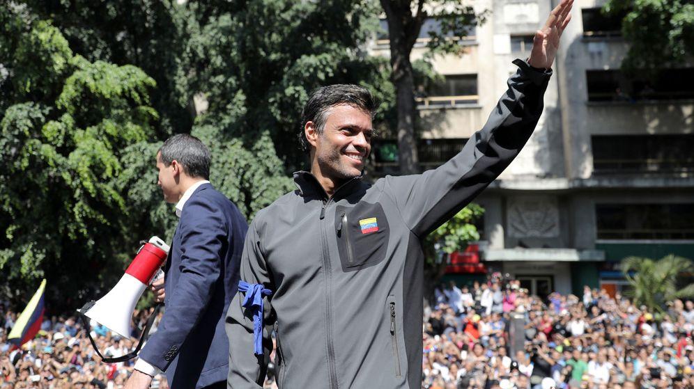 Foto: Leopoldo López. (Reuters)