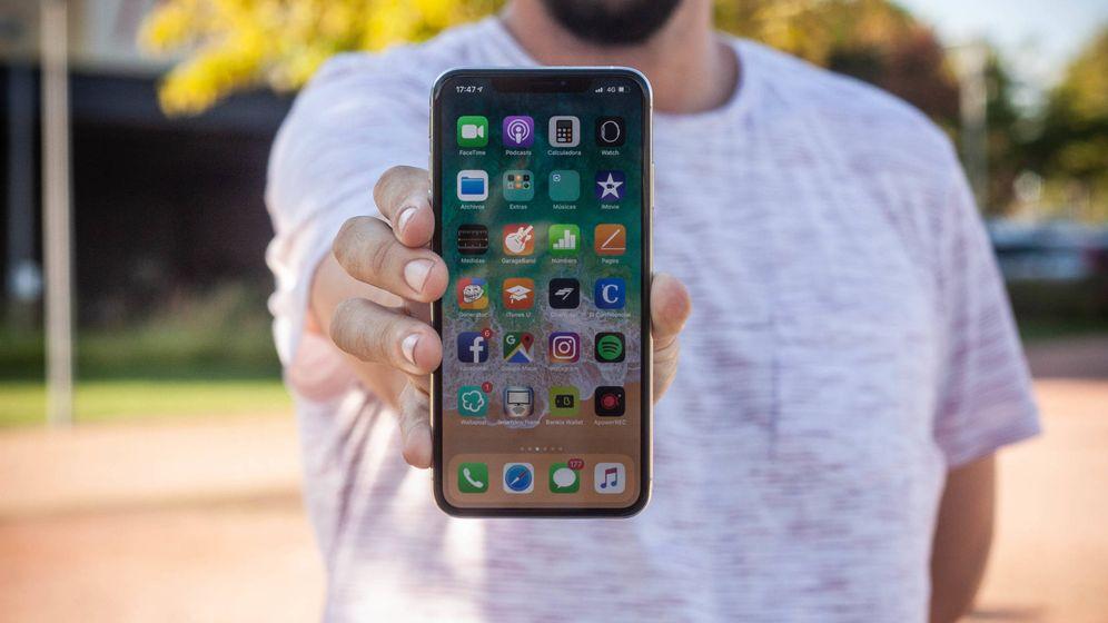 Foto: El iPhone Xs Max es el mejor teléfono de Apple pero también el más caro. (C. Castellón)