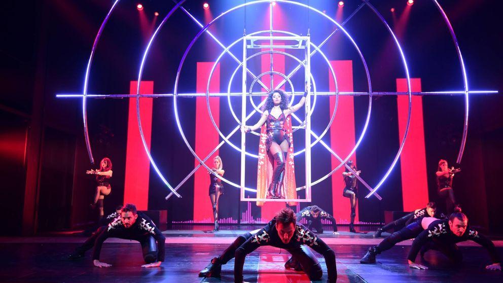 'El guardaespaldas': Whitney Houston resucita en la Gran Vía 25 años después