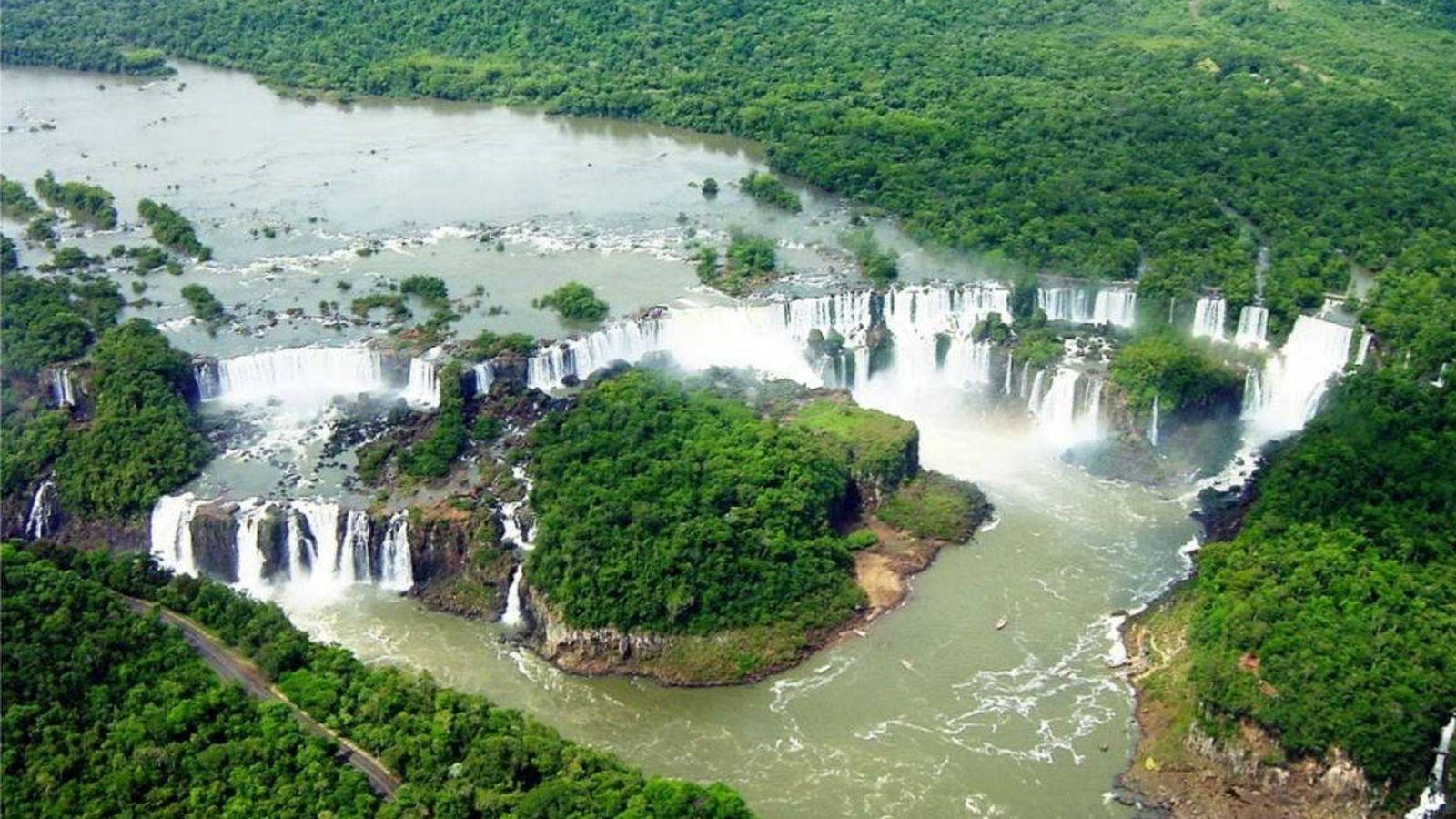 Foto: Cataratas de Iguazú, en Argentina