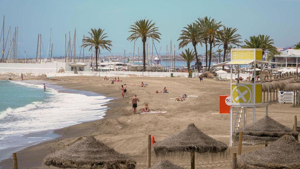 Andalucía pide vigilantes de la playa del covid a 1.900 euros y van 84.000 aspirantes