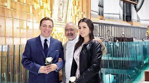 Cristian Castro se casa por tercera vez con una violinista