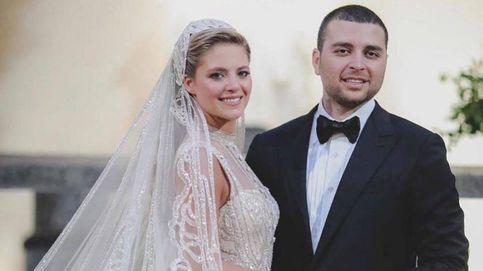 Recordamos los increíbles vestidos de la boda de 3 días de Elie Saab Jr.