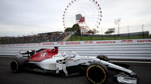 GP de Japón de F1: horario y dónde ver en TV y 'online' la carrera que se celebra en Suzuka