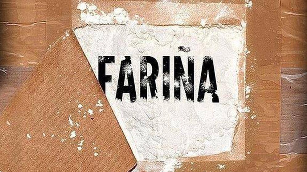 Foto: Imagen de la serie 'Fariña', basada en el libro de Nacho Carretero