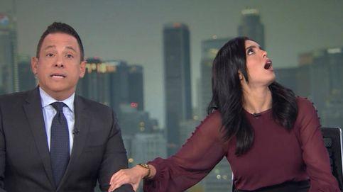 Un terremoto en Los Ángeles siembra el pánico en directo en un plató de TV