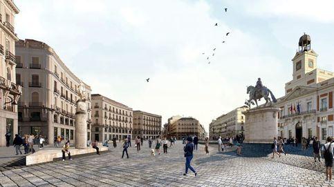 Proyecto de peatonalización de la Puerta del Sol