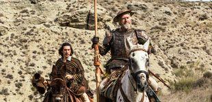 Post de Terry Gilliam acaba 'El hombre que mató a Don Quijote':