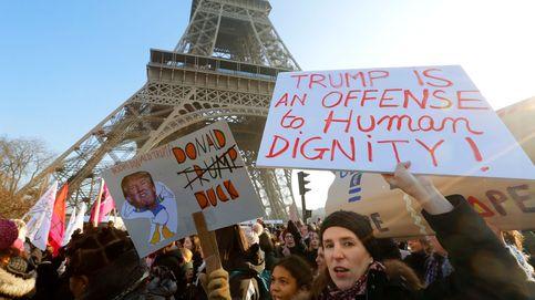 Marcha de las Mujeres en París