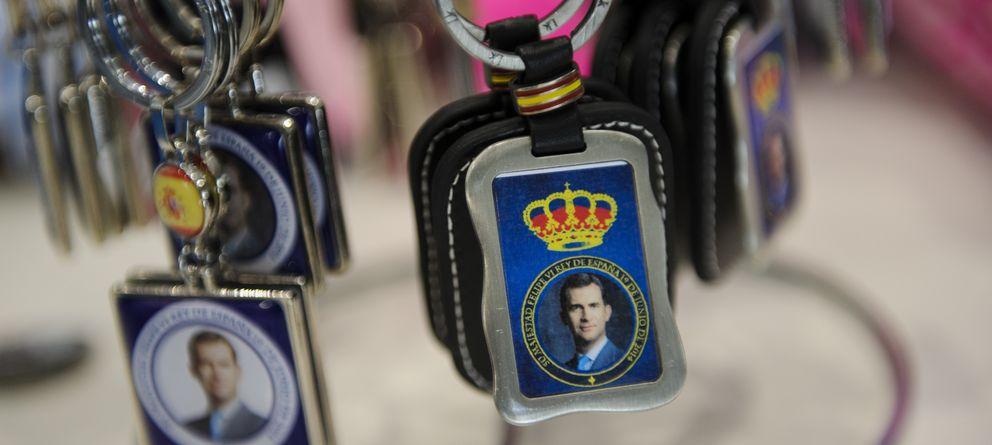 Foto: Los 'souvenirs' de la proclamación de Felipe VI