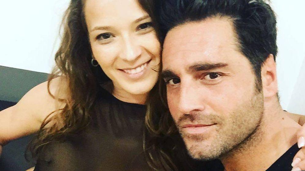 Foto: Yana y David, en una foto de redes sociales. (Instagram)